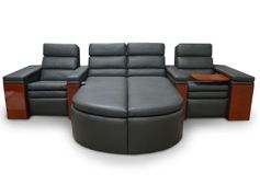 Home Theater Couch Media Room Seating Theaterseatstore Com