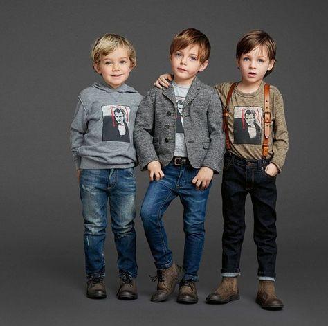 Jongens kapsels en fashion for juniors ofwel Kids met stijl!