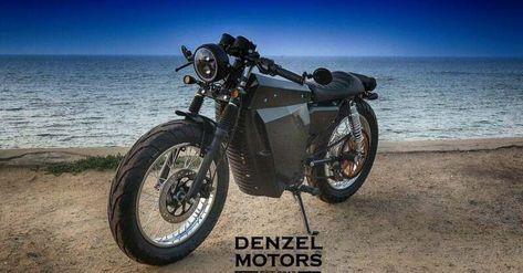 Denzel Electric Cafe Racer | Custom Cafe Racer Motorcycles For Sale