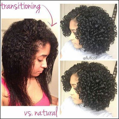 25 Styles You Need To Learn If You\'re Transitioning To Natural Hair ...