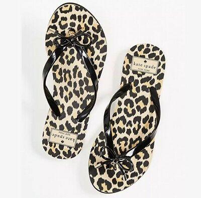 KATE SPADE Nova Flip-Flop Sandal~Black