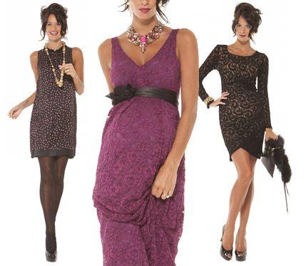 Vestido fiesta premama online
