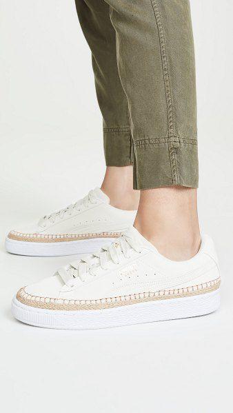 Puma Suede Sneakerdrille Sneakers