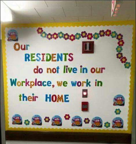 Creative Bulletin Boards Ideas For Senior Living Yahoo Search