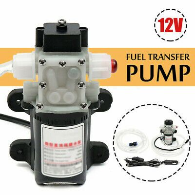 Ad Ebay 12v 45w A02530 Car Tractor Truck Fuel Transfer Pump Oil Diesel Gas Accessories Diesel Fuel Submersible Pump Diesel