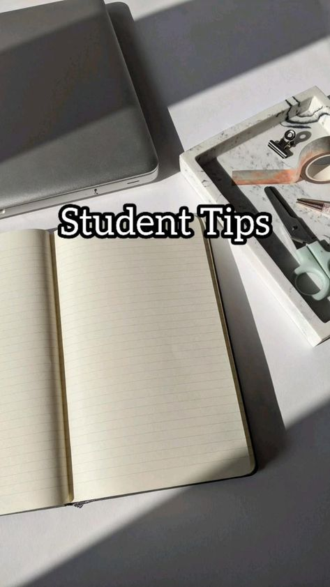 tips for students this summer - study ideas, revision tips