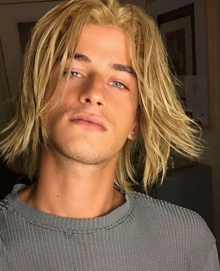 28 Ideas Hairstyles Long Face Men For 2019 Surfer Hair Long Hair Styles Mens Hairstyles