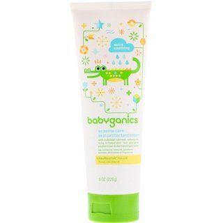 Babyganics Eczema Care Skin Protectant Cream 8 Oz 226 G Discontinued Item Babyganics Skin Protection Fragrance Free Products