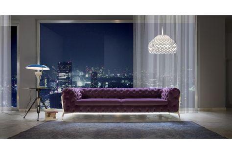 Amazing Paramount 1 Seater Xl Sofa Sofa Design Italian Furniture Creativecarmelina Interior Chair Design Creativecarmelinacom
