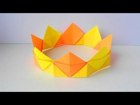 Как сделать оригами ютуб 473