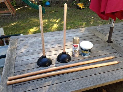 DIY Hollywood Movie Stanchion