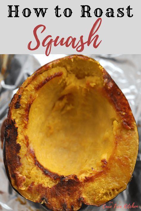 Oven Roasted Acorn Squash Roasted Squash Acorn Squash In Oven