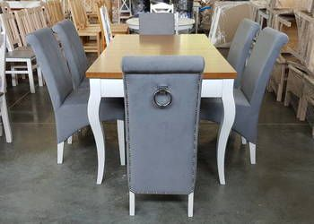 Krzeslo Tapicerowane Kolatka Pinezki Glamour Producent Nowe Home Decor Decor Chair