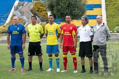 Tiempo De Deporte Presentadas Las Nuevas Equipaciones De La Ud Las P Deportes Consejos De Administracion U D Las Palmas