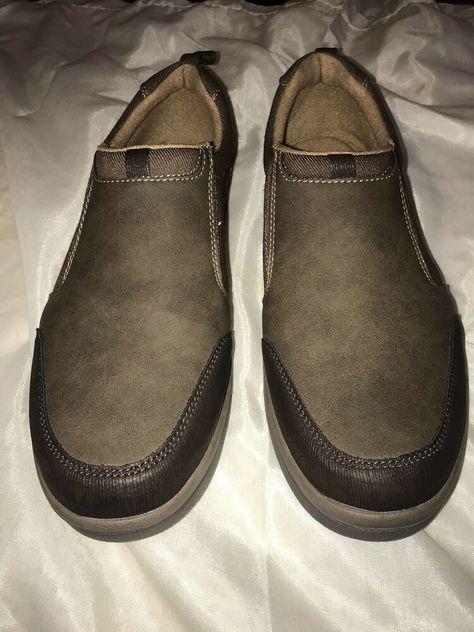 Wrangler Mens Gan Memory Foam Light Weight Shoes Size 9.5