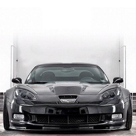 One of the nastier ZR1 pics I've seen #chevrolet #corvette #zr1