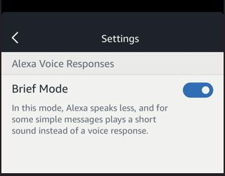 Amazon added a new mode to the Alexa voice system called