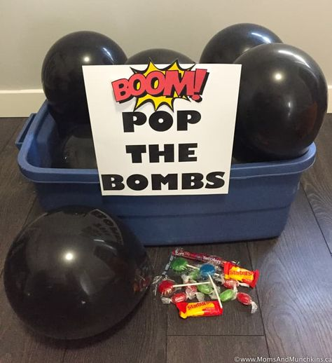 PJ Masks Party Ideas and Printables Water Balloons Ideas of Water Balloons # - Batman Party - Ideas of Batman Party - PJ Masks Party Ideas and Printables Water Balloons Ideas of Water Balloons PJ Masks Party Ideas Incredibles Birthday Party, Superhero Birthday Party, 4th Birthday Parties, Birthday Games, Birthday Party Decorations, Superhero Party Games, Super Hero Birthday, Spiderman Games For Kids, Spiderman Birthday Ideas