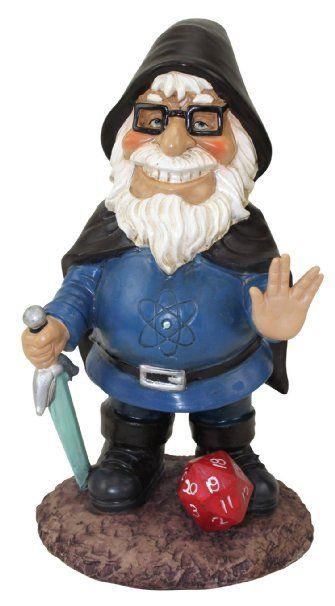 Big Mouth Toys Beard-O-The Geeky Garden Gnome