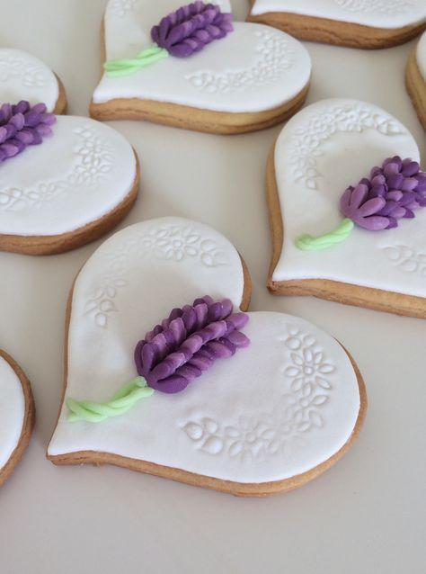 Lavandula vanilla&cinnamon cookies