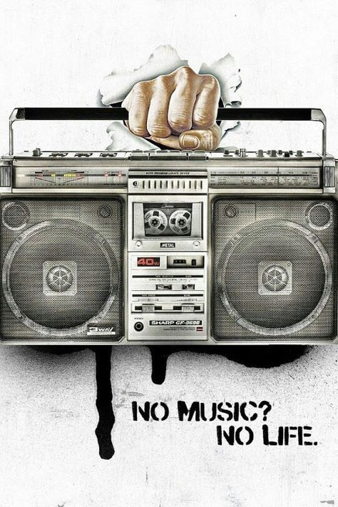 I love Hip Hop music.