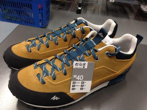 premium selection 81708 fc55a Zapatillas de Montaña Hombre ARPENAZ 500 PIEL Beige.