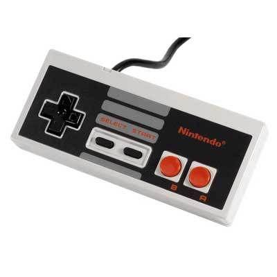 Original Controller - Nintendo NES