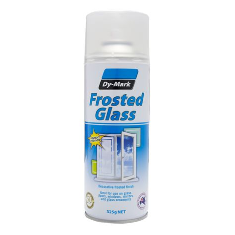 Dy Mark 325g Frosted Glass Decorative Spray Frosted Glass Spray