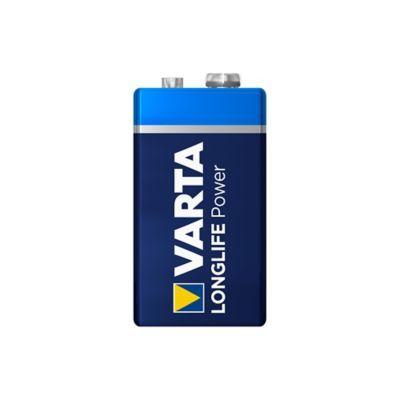 Pile Alcaline Varta Long Life Power 9 V Pp3 En 2020 Detecteur De Fumee Systeme Alarme Et Detection Incendie