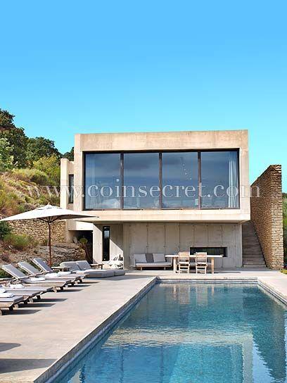 A Bonnieux dans le Luberon, location de vacances du0027une maison - maison de vacances a louer avec piscine