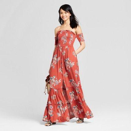 maxi dresses target