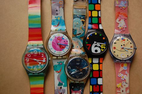 Swatch Watches, Loved these!