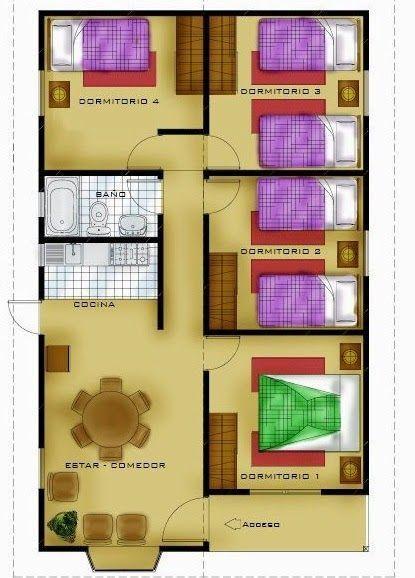 14 Ideas De Planos De Casas Pequeñas Planos De Casas Pequeñas Planos De Casas Casas