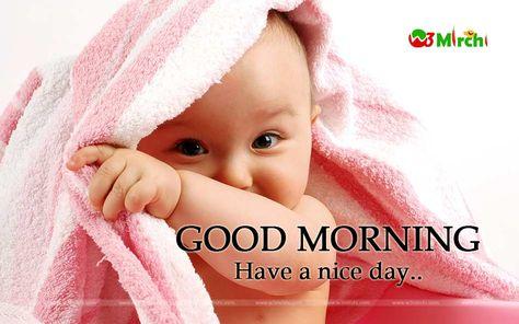 Good Morning Cute Baby Image Cute Baby Girl Wallpaper Cute Baby Wallpaper Baby Cute Images