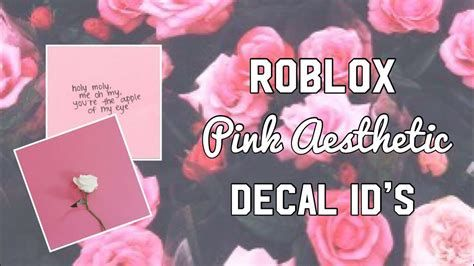 Galaxy Roblox Decal Roblox Pink Aesthetic Decal Ids Youtube In 2020 Pink Aesthetic Roblox Paving Pattern
