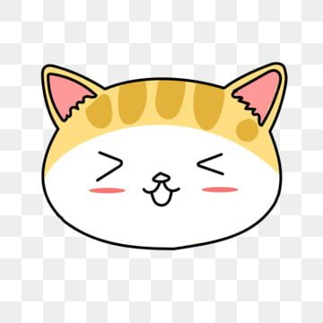 Cute Ginger Cat Head Cat Clipart Cat Icons Cute Icons Png Transparent Clipart Image And Psd File For Free Download Hello Kitty Backgrounds Cat Background Cat Icon