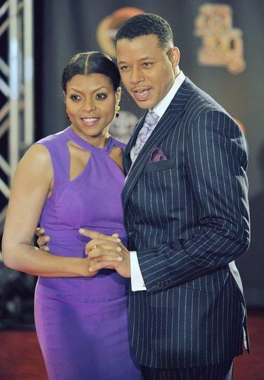 In Movies Life Taraji Terrence Real Couples Hookup Empire And