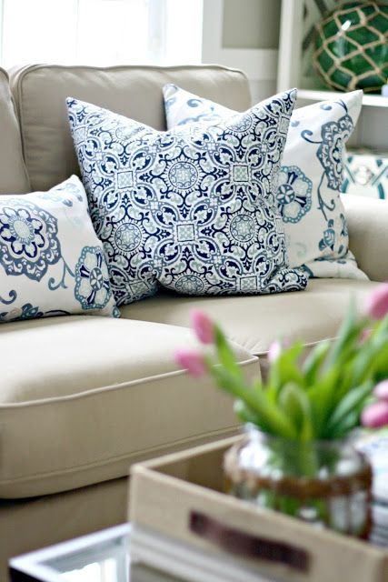 Pillow Throw Cover Cushion Decorative