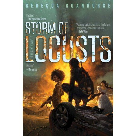 Sixth World Storm Of Locusts Volume 2 Series 2 Paperback Walmart Com Fantasy Books Fantasy Book Covers Speculative Fiction