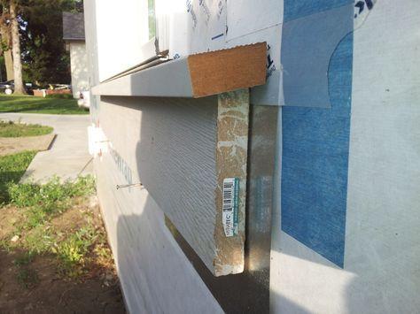 53 Ideas For Exterior Window Trim Adding Adding Craftsmantrimwindowexterior Exterior Ideas Trim Wind Haus Aussenfarben Fensterverkleidungen Aussenturen