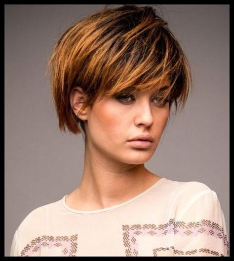 Trendige Frisuren Stylische Kurzhaarfrisuren Pagenkopf Frisur