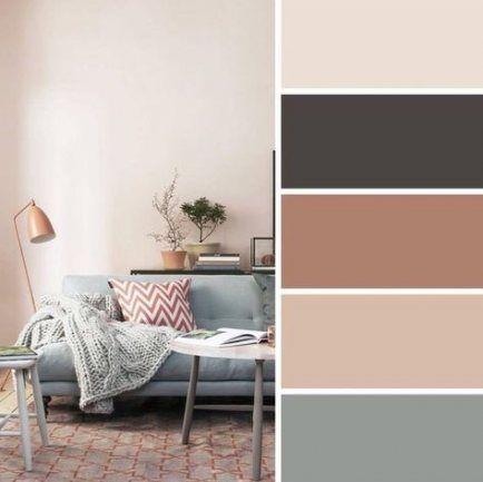 59 Ideas Bedroom Colors Cozy Calm Color Palette Living Room Bedroom Color Schemes Guest Bedroom Colors