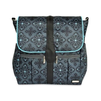 JJ Cole® Backpack Diaper Bag in Blue Flare - buybuyBaby.com