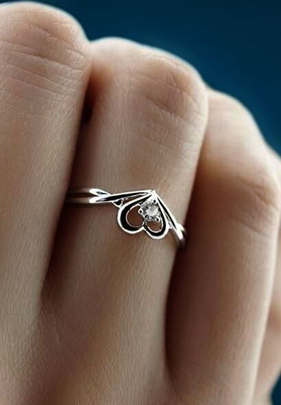 Check This Out 10k Gold Promise Ring Walmart D Rings For Her Heart Promise Rings Promise Rings For Her
