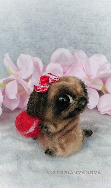 Pug Motya By Victoria Ivanova Pugs Dogs Puppies Animals