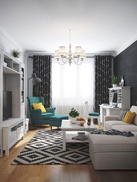 31 Super Ideas Apartment Decorating Livingroom Ikea Interiors Living Room Decor Apartment Small Living Room Design Living Room Design Small Spaces