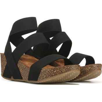 Zoeyy Wedge Sandal at Famous Footwear
