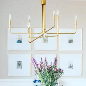 Clive 8 Arm Chandelier by Crate and Barrel   Zola   Dining