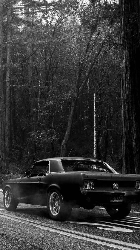 Muscle Cars Forever Car Iphone Wallpaper Ford Mustang Wallpaper