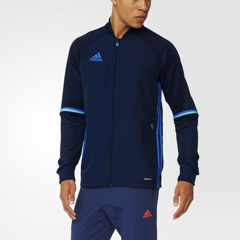 adidas Condivo 14 Training Jacket Mens Soccer Jackets
